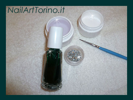 Nail Art Fiocchi Materiali