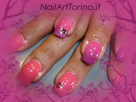 Nail Art Gel Termico Dettaglio