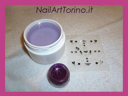 Nail Art  Gel Termico Materiali