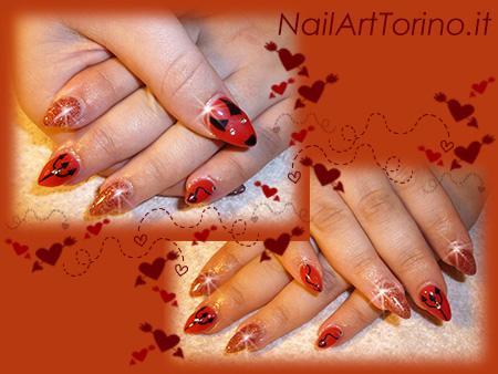 nail-art-per-san-valentino-Diavoletto