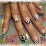 unghie per carnevale