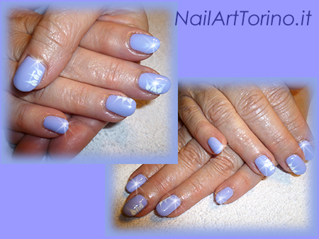 Nail-Art-total-color-lilla-pastello