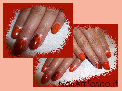 ricostruzione-unghie-in-gel-torino-arancio-arancio