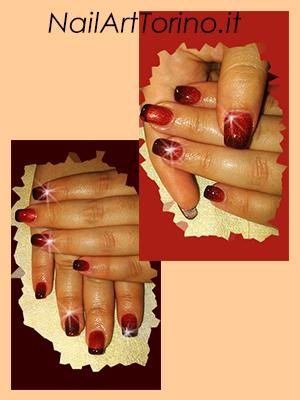 ricostruzione-unghie-in-gel-torino-arancio-marrone