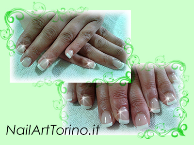 unghie-sposa-torino-french-bianco