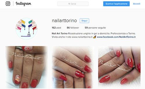 Nai Art Torino Instagram